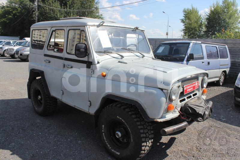 УАЗ 3151 с пробегом, белый , хорошее состояние, 2000 года выпуска, цена 150 000 руб. в автосалоне  ()