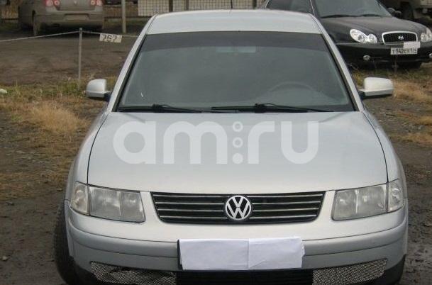 Подержанный Volkswagen Passat, среднее состояние, серебряный металлик, 2000 года выпуска, цена 165 000 руб. в Челябинской области