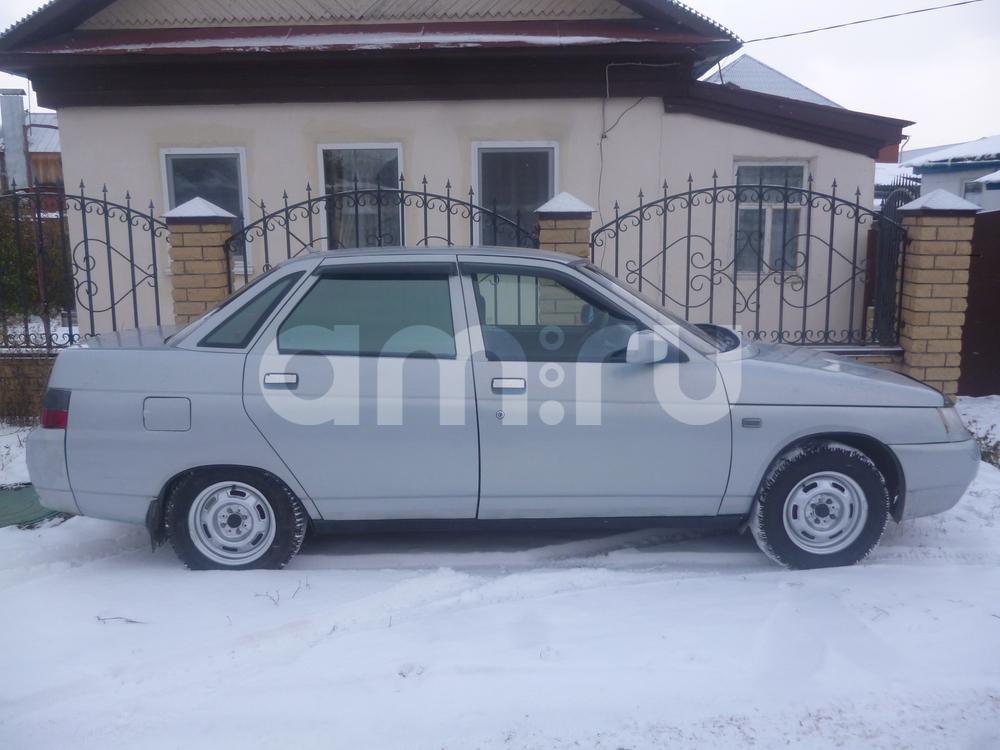 Подержанный ВАЗ (Lada) 2110, хорошее состояние, серебряный металлик, 2004 года выпуска, цена 75 000 руб. в республике Татарстане