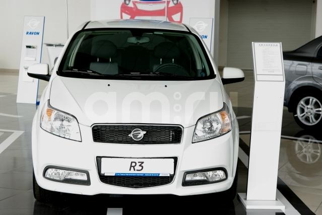 Новый авто Ravon Nexia, белый , 2016 года выпуска, цена 569 000 руб. в автосалоне  ()