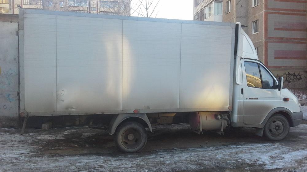 Подержанный ГАЗ Газель, хорошее состояние, белый , 2006 года выпуска, цена 230 000 руб. в Челябинской области