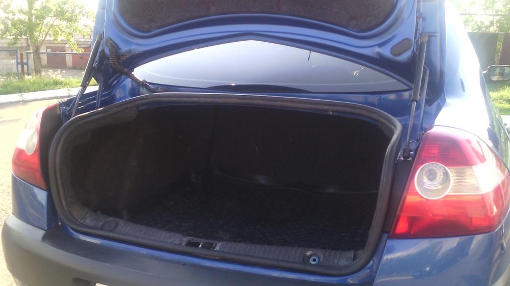 Подержанный Renault Megane, хорошее состояние, синий , 2007 года выпуска, цена 230 000 руб. в республике Татарстане
