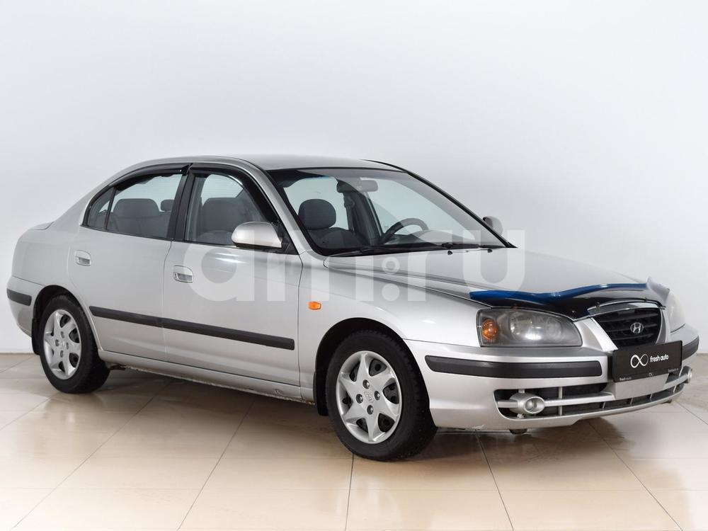 Hyundai Elantra с пробегом, серебряный , отличное состояние, 2005 года выпуска, цена 255 000 руб. в автосалоне  ()