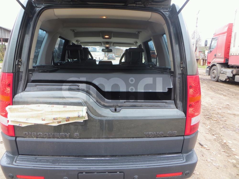 Подержанный Land Rover Discovery, хорошее состояние, зеленый , 2005 года выпуска, цена 650 000 руб. в Смоленской области