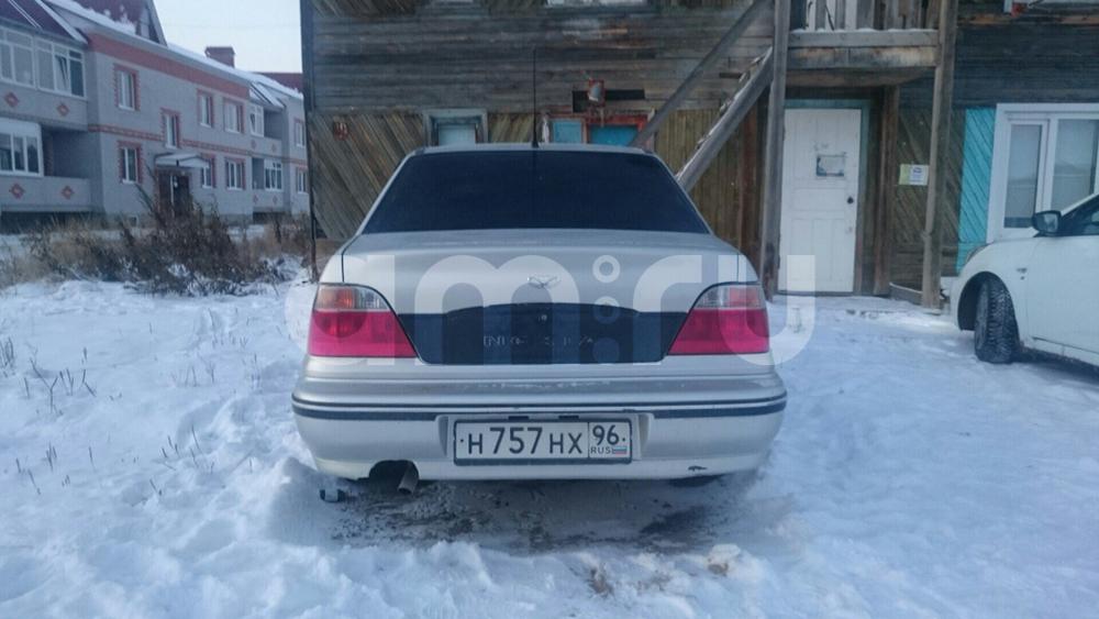 Подержанный Daewoo Nexia, хорошее состояние, серебряный , 2008 года выпуска, цена 110 000 руб. в ао. Ханты-Мансийском Автономном округе - Югре