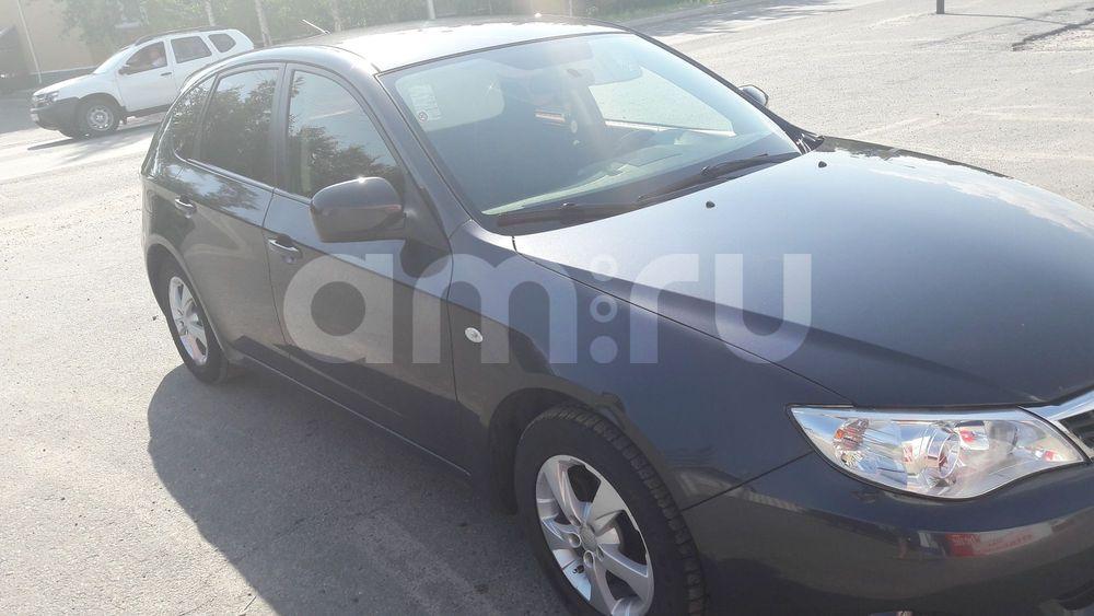 Подержанный Subaru Impreza, хорошее состояние, серый , 2008 года выпуска, цена 415 000 руб. в ао. Ханты-Мансийском Автономном округе - Югре