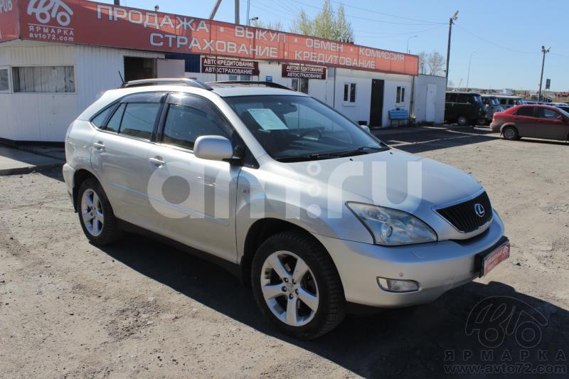 Lexus RX с пробегом, серебряный , хорошее состояние, 2006 года выпуска, цена 762 000 руб. в автосалоне  ()