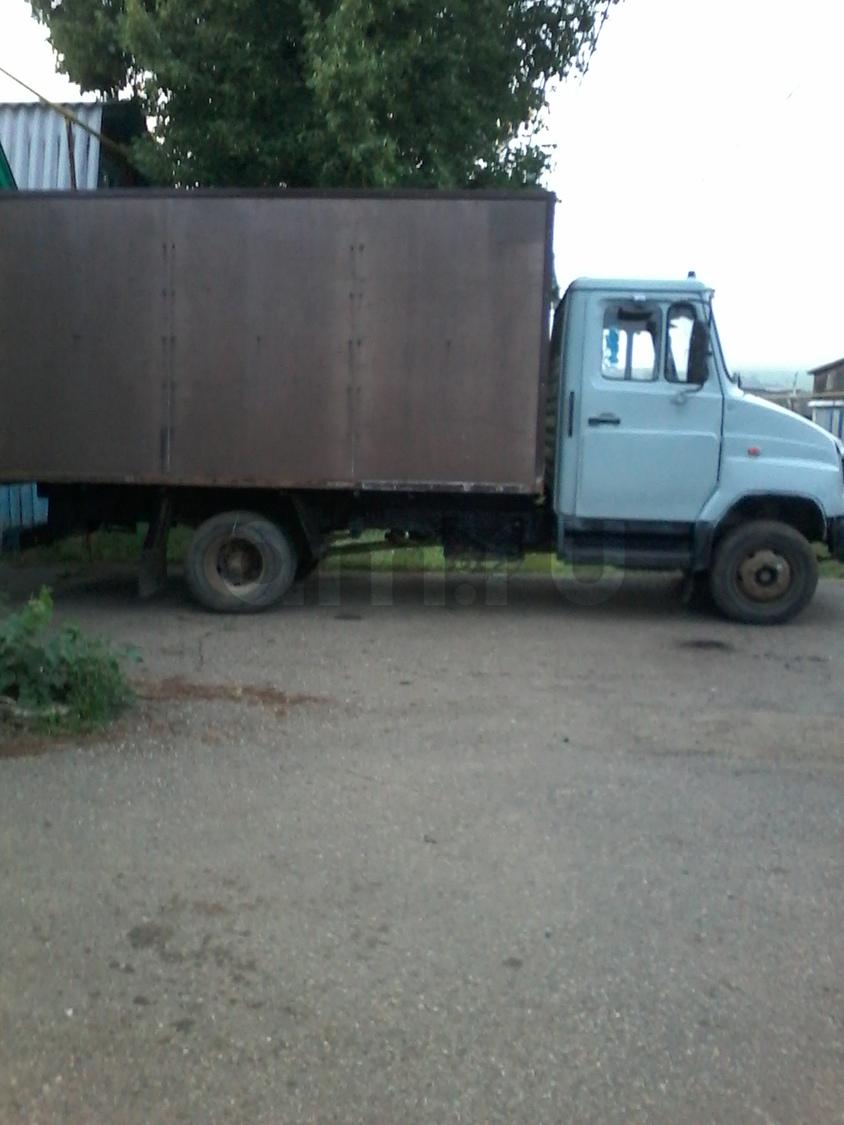 Подержанный ЗИЛ 5301, среднее состояние, серый , 1999 года выпуска, цена 110 000 руб. в республике Татарстане