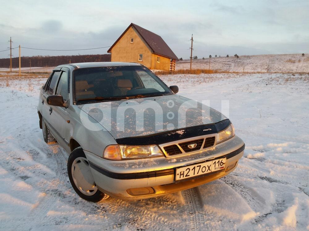 Подержанный Daewoo Nexia, хорошее состояние, серый , 2007 года выпуска, цена 115 000 руб. в республике Татарстане