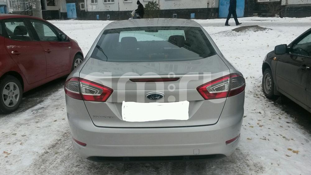 Подержанный Ford Mondeo, отличное состояние, серебряный , 2011 года выпуска, цена 550 000 руб. в республике Татарстане