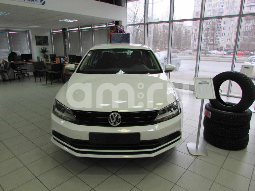 Volkswagen Jetta с пробегом, белый , отличное состояние, 2016 года выпуска, цена 874 000 руб. в автосалоне ОЗОН АВТО (Ростов-на-Дону, ул. Вавилова, д. 67В)