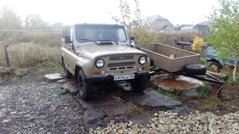 Подержанный УАЗ 3151, отличное состояние, сафари акрил, 1995 года выпуска, цена 120 000 руб. в республике Татарстане