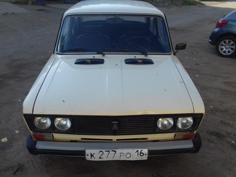 Подержанный ВАЗ (Lada) 2106, среднее состояние, бежевый матовый, 1998 года выпуска, цена 36 000 руб. в республике Татарстане