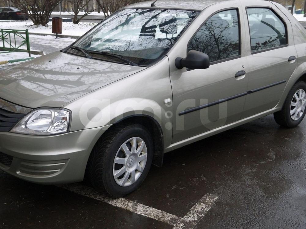 Комплектации Новый Renault LOGAN по лучшей цене в Москве и