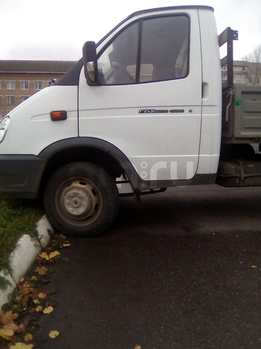 Подержанный ГАЗ Газель, отличное состояние, белый , 2015 года выпуска, цена 650 000 руб. в Смоленской области