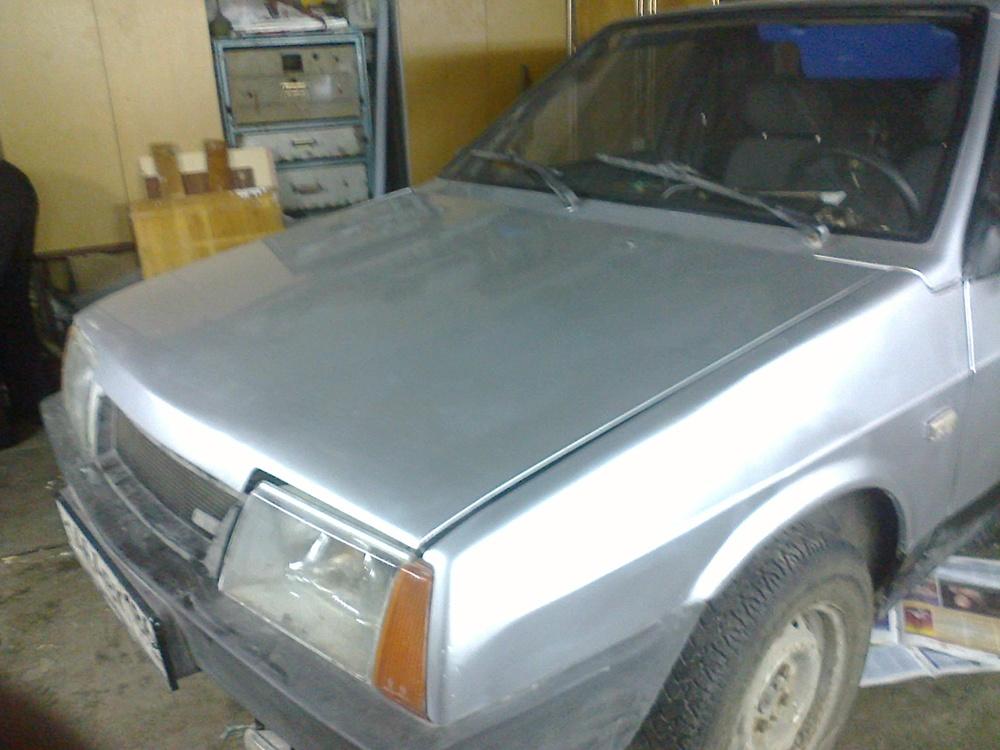 Подержанный ВАЗ (Lada) 2109, среднее состояние, серебряный , 2001 года выпуска, цена 42 000 руб. в ао. Ханты-Мансийском Автономном округе - Югре