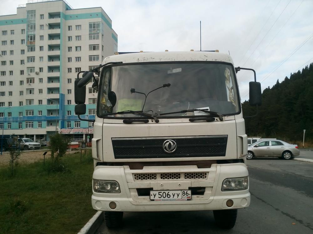 Подержанный DongFeng EQ1030, хорошее состояние, белый , 2011 года выпуска, цена 950 000 руб. в ао. Ханты-Мансийском Автономном округе - Югре