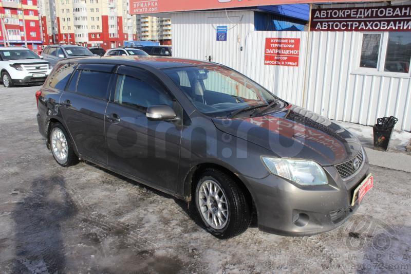 Toyota Corolla с пробегом, серый , хорошее состояние, 2011 года выпуска, цена 537 000 руб. в автосалоне  ()