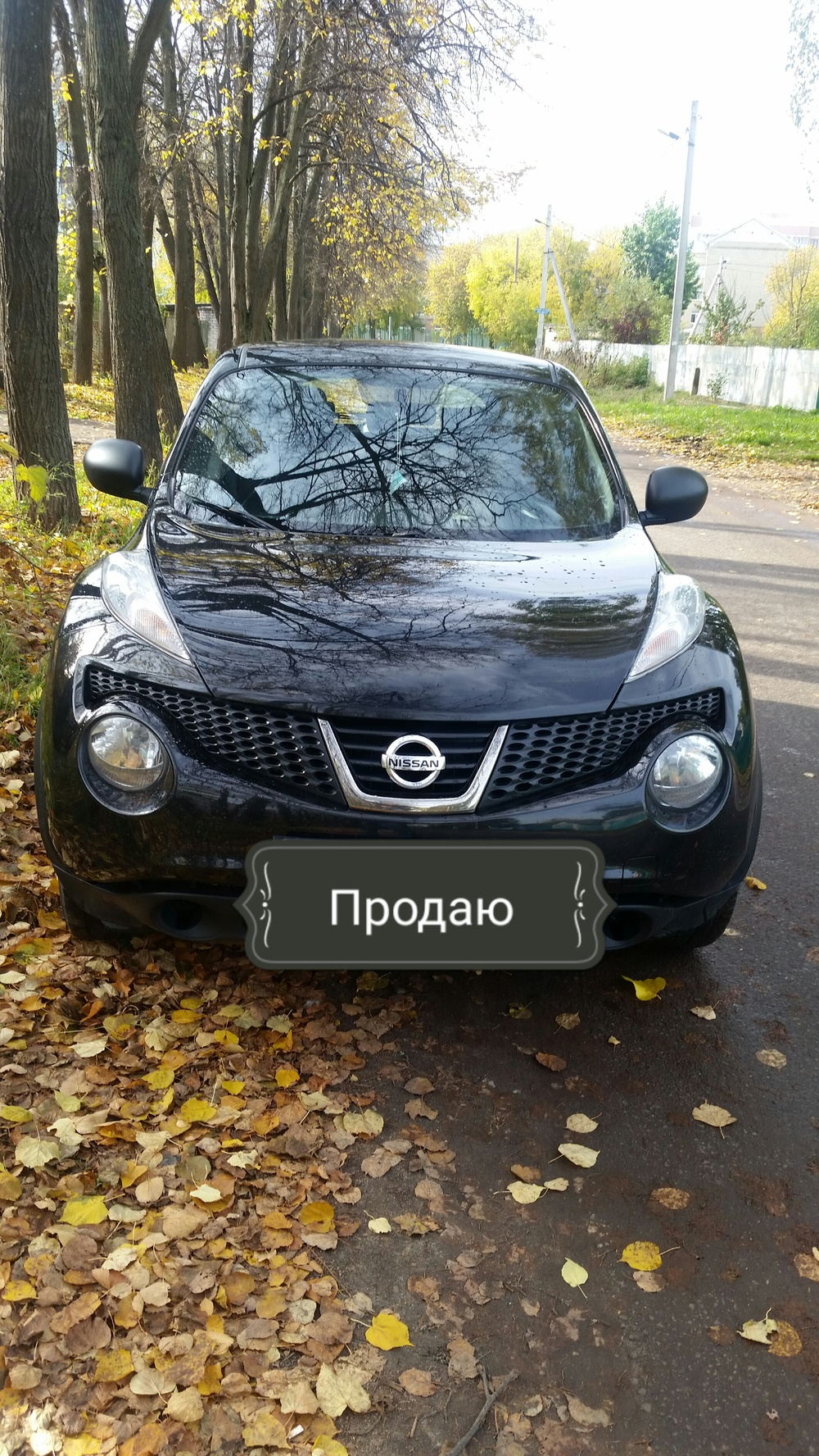 Подержанный Nissan Juke, отличное состояние, черный , 2013 года выпуска, цена 680 000 руб. в республике Татарстане