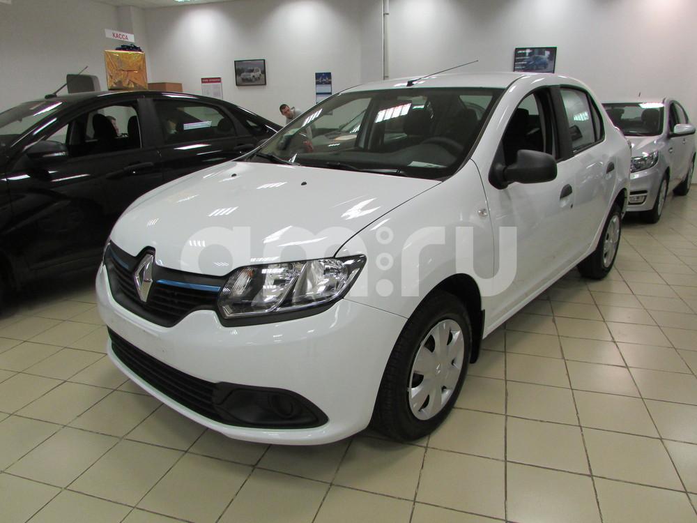 Renault Logan с пробегом, белый , отличное состояние, 2016 года выпуска, цена 532 000 руб. в автосалоне ОЗОН АВТО (Ростов-на-Дону, ул. Вавилова, д. 67В)