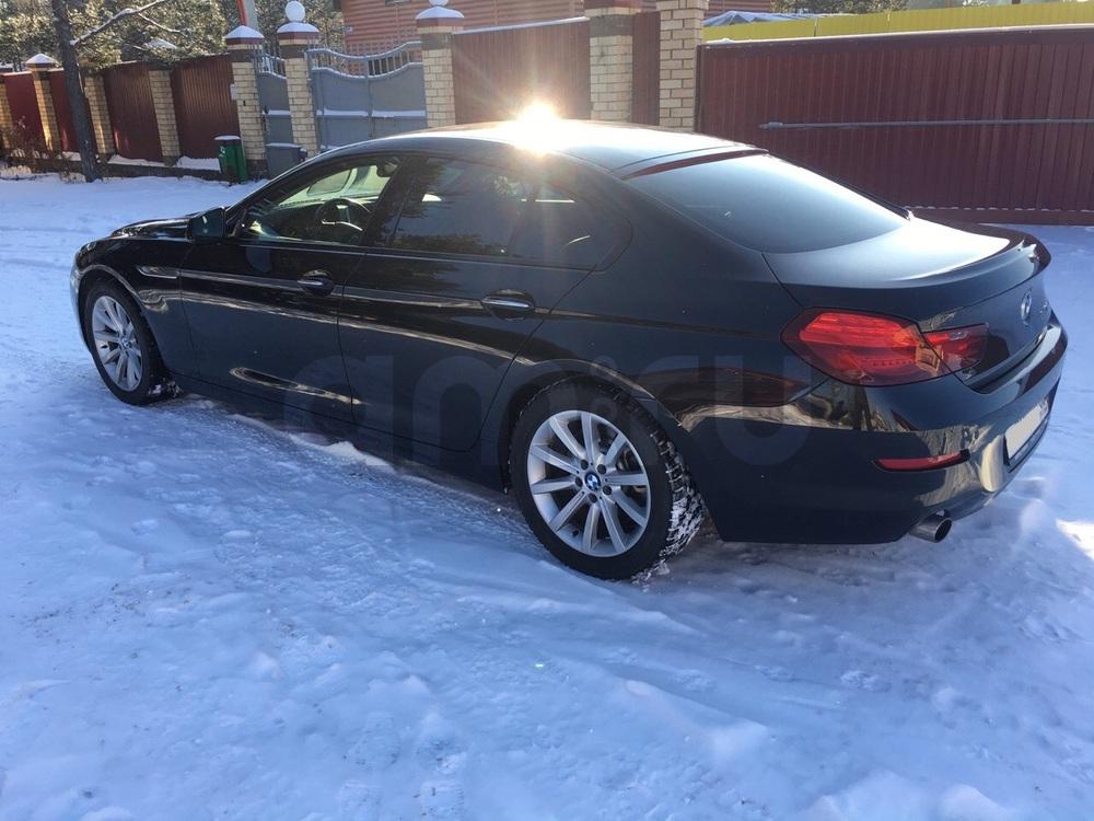 Подержанный BMW 6 серия, отличное состояние, черный перламутр, 2012 года выпуска, цена 2 100 000 руб. в ао. Ханты-Мансийском Автономном округе - Югре