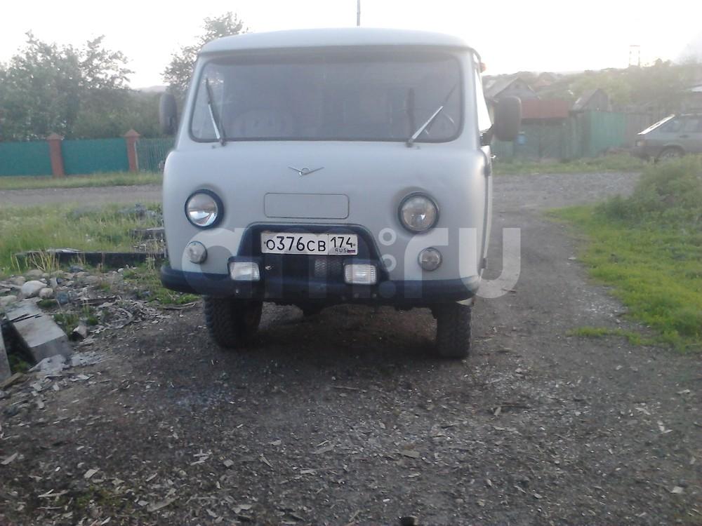 Подержанный УАЗ 3909, хорошее состояние, бежевый , 1995 года выпуска, цена 155 000 руб. в Челябинской области