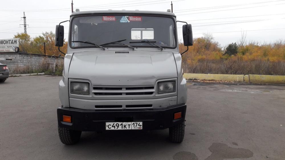 Подержанный ЗИЛ 5301, хорошее состояние, серый , 1997 года выпуска, цена 145 000 руб. в Челябинской области
