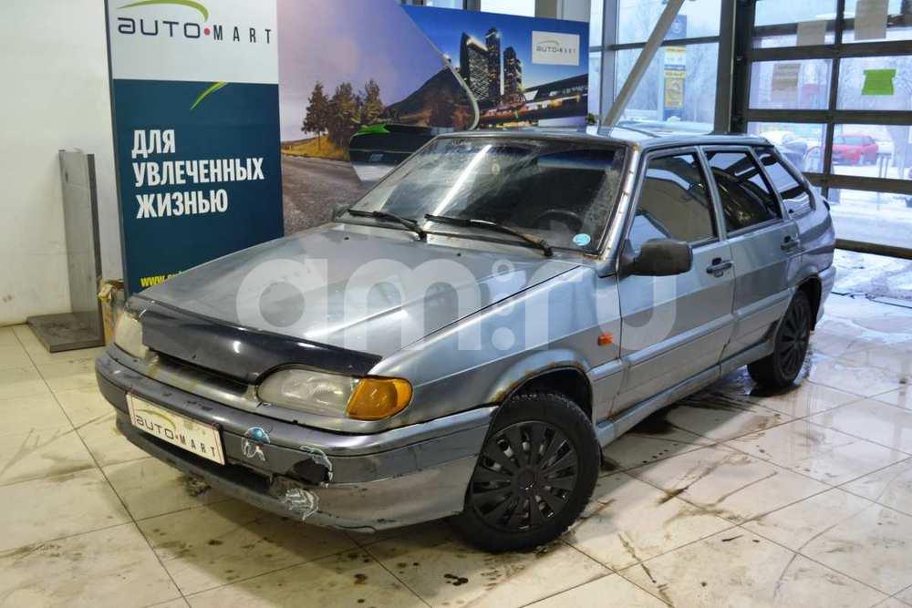 ВАЗ (Lada) 2114 с пробегом, зеленый , отличное состояние, 2006 года выпуска, цена 69 900 руб. в автосалоне  ()