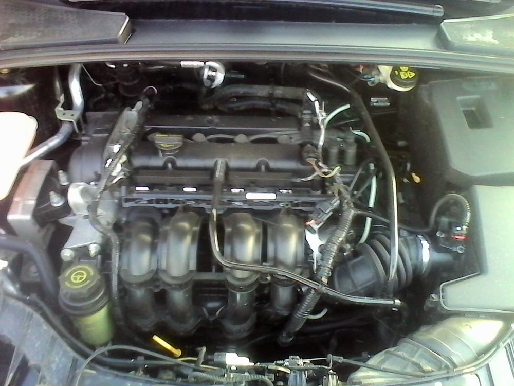 Подержанный Ford Focus, отличное состояние, черный , 2013 года выпуска, цена 600 000 руб. в республике Татарстане