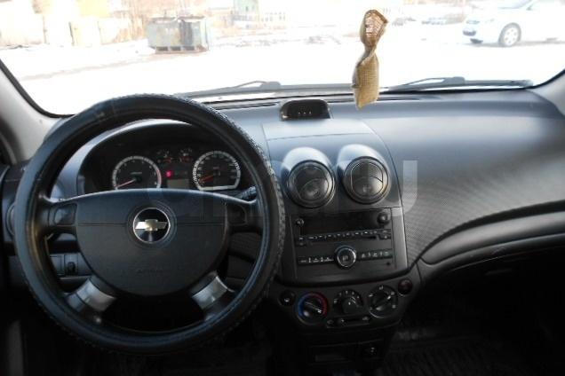 Подержанный Chevrolet Aveo, отличное состояние, серебряный , 2007 года выпуска, цена 205 000 руб. в республике Татарстане