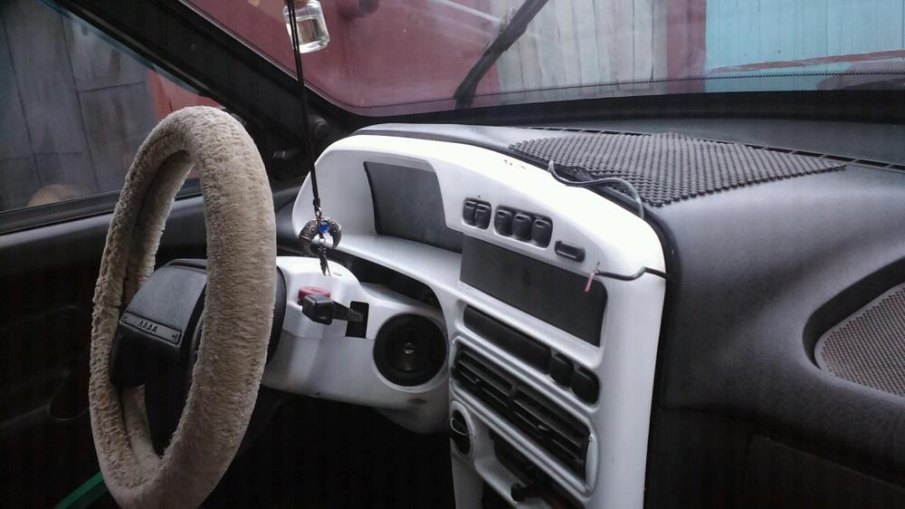 Подержанный ВАЗ (Lada) 2114, хорошее состояние, зеленый , 2007 года выпуска, цена 110 000 руб. в республике Татарстане