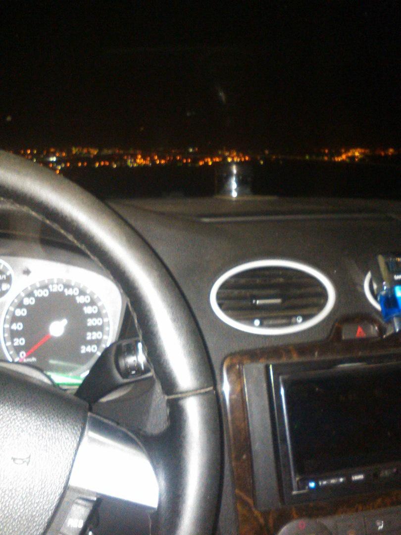 Подержанный Ford Focus, хорошее состояние, черный , 2006 года выпуска, цена 265 000 руб. в республике Татарстане