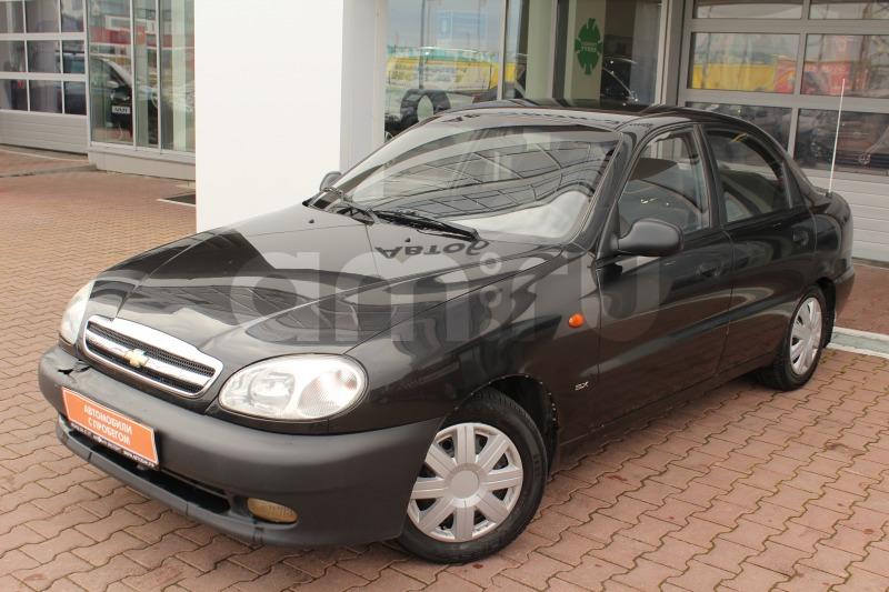 Chevrolet Lanos с пробегом, черный , отличное состояние, 2008 года выпуска, цена 105 000 руб. в автосалоне  ()