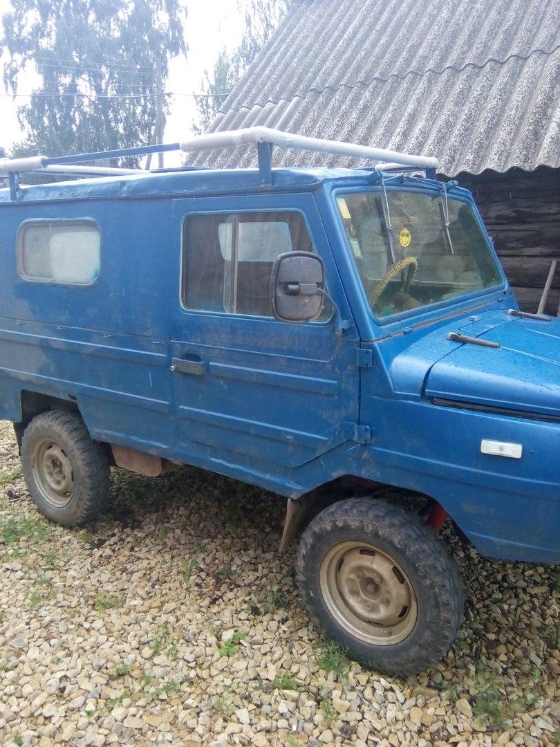 Подержанный ЛуАЗ 969, хорошее состояние, синий , 1987 года выпуска, цена 40 000 руб. в республике Татарстане