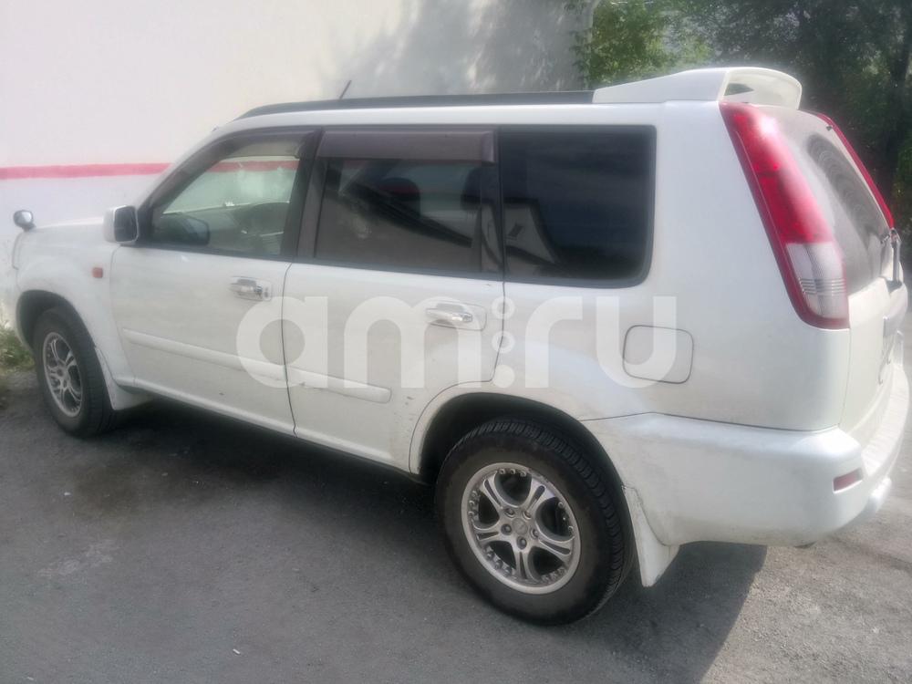 Подержанный Nissan Xterra, отличное состояние, белый , 2001 года выпуска, цена 420 000 руб. в Челябинской области