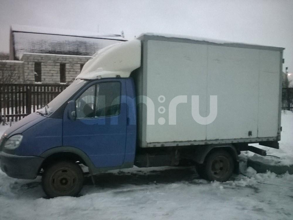 Подержанный ГАЗ Газель, хорошее состояние, синий , 2008 года выпуска, цена 270 000 руб. в Смоленской области