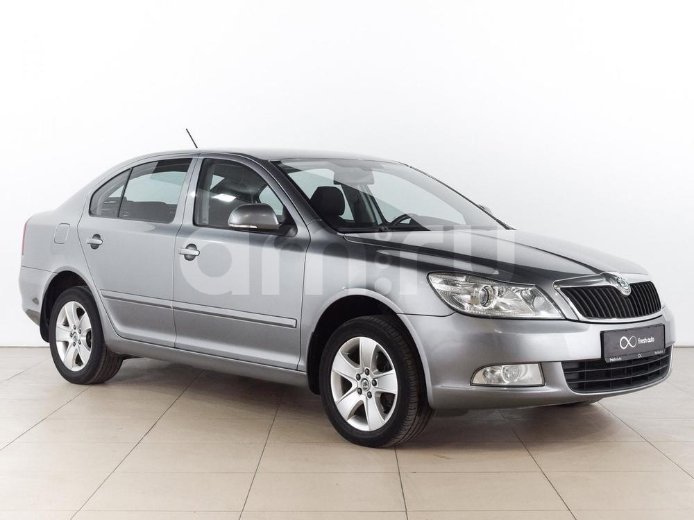 Skoda Octavia с пробегом, серый , отличное состояние, 2013 года выпуска, цена 700 000 руб. в автосалоне  ()
