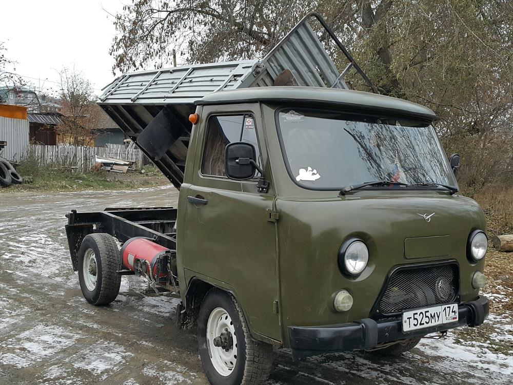 Подержанный УАЗ 3303, отличное состояние, зеленый , 2006 года выпуска, цена 385 000 руб. в Челябинской области