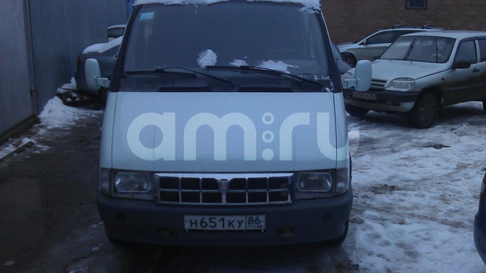 Подержанный ГАЗ Газель, отличное состояние, белый , 2002 года выпуска, цена 180 000 руб. в ао. Ханты-Мансийском Автономном округе - Югре