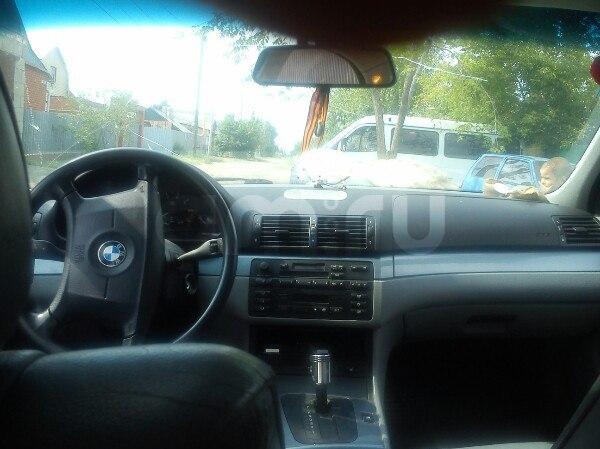 Подержанный BMW 3 серия, хорошее состояние, черный , 1999 года выпуска, цена 225 000 руб. в Челябинской области