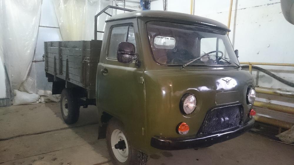 Подержанный УАЗ 3303, отличное состояние, зеленый , 1994 года выпуска, цена 180 000 руб. в республике Татарстане