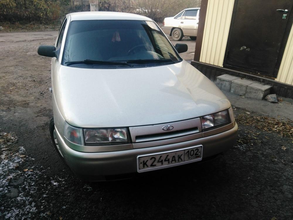 Подержанный ВАЗ (Lada) 2110, отличное состояние, бежевый , 2007 года выпуска, цена 126 000 руб. в Челябинской области