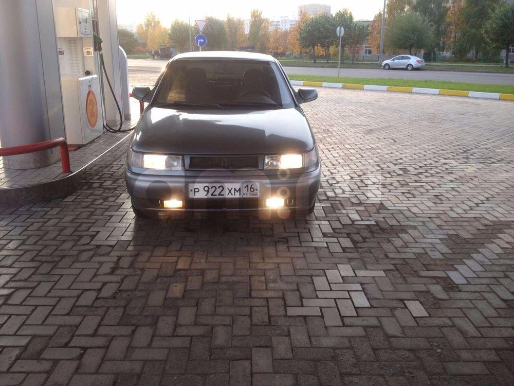 Подержанный ВАЗ (Lada) 2110, отличное состояние, серый , 2004 года выпуска, цена 90 000 руб. в республике Татарстане