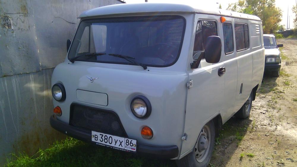 Подержанный УАЗ 3909, хорошее состояние, серый , 2011 года выпуска, цена 319 999 руб. в ао. Ханты-Мансийском Автономном округе - Югре