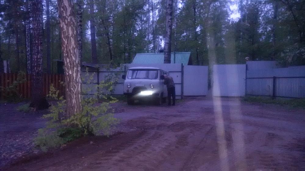Подержанный УАЗ 3909, среднее состояние, серый матовый, 1997 года выпуска, цена 40 000 руб. в республике Татарстане