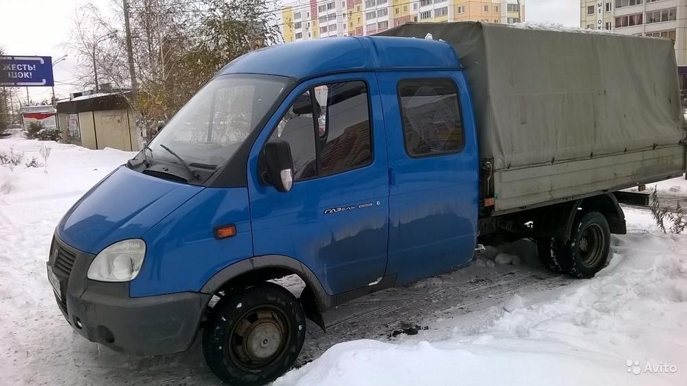 Подержанный ГАЗ Газель, хорошее состояние, синий , 2011 года выпуска, цена 410 000 руб. в Челябинской области