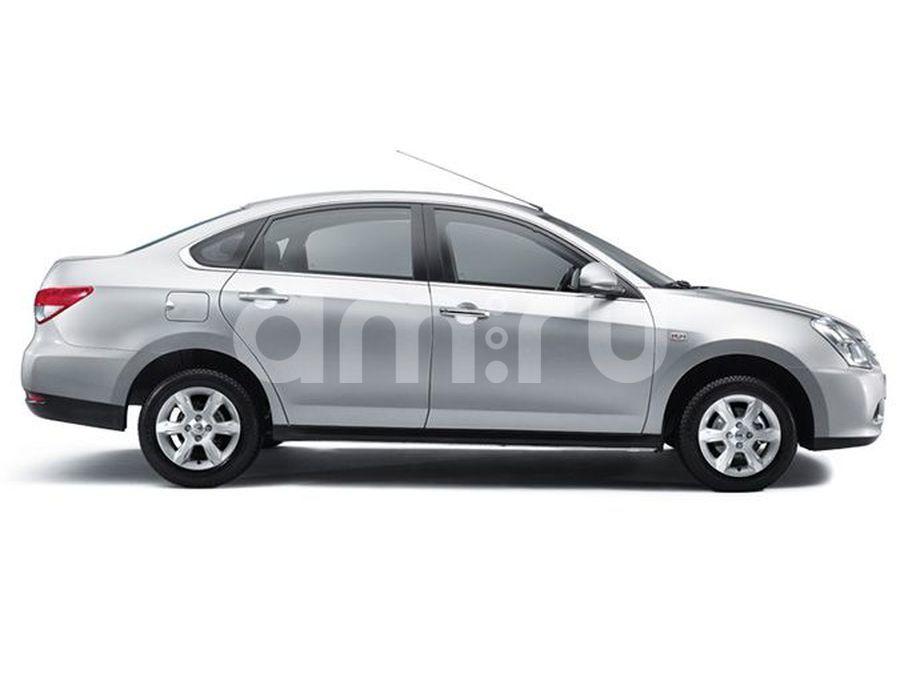 Новый авто Nissan Almera, серый металлик, 2016 года выпуска, цена 667 000 руб. в автосалоне  ()