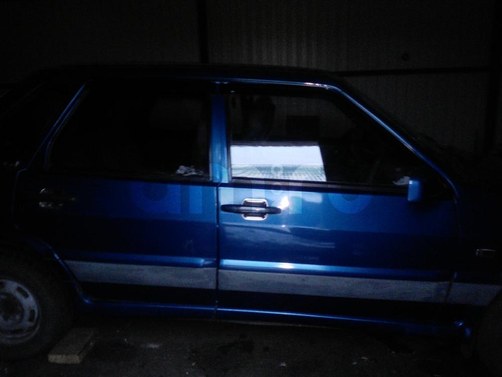 Подержанный ВАЗ (Lada) 2115, хорошее состояние, синий , 2007 года выпуска, цена 100 000 руб. в республике Татарстане