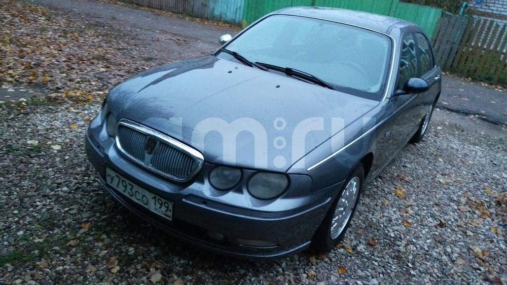 Подержанный Rover 75, хорошее состояние, серый , 1999 года выпуска, цена 210 000 руб. в Смоленской области