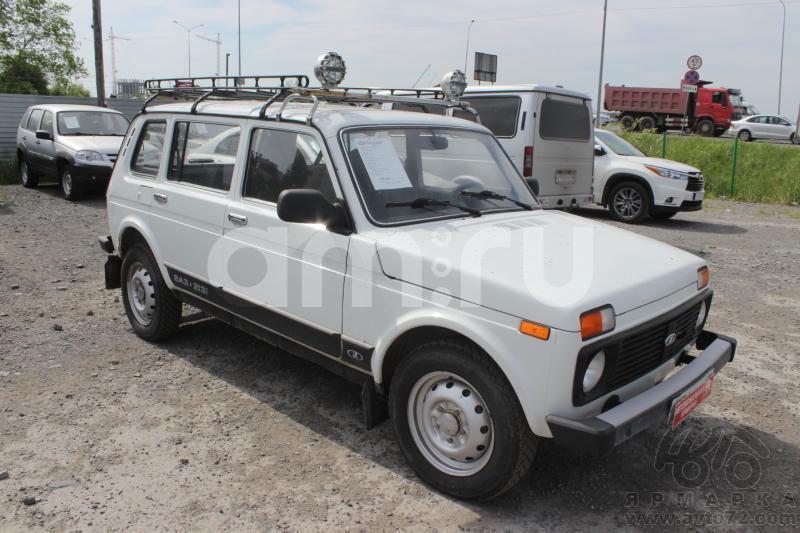 ВАЗ (Lada) 4x4 с пробегом, белый , хорошее состояние, 2013 года выпуска, цена 280 000 руб. в автосалоне  ()